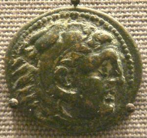 Cassander's coin...