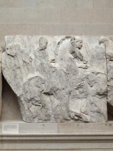 Parthenon. Horse Rider