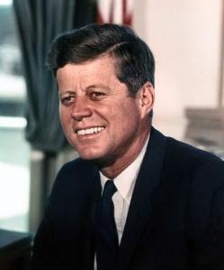 John F Kennedy (1917 - 1963)
