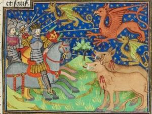 Alexander dragons